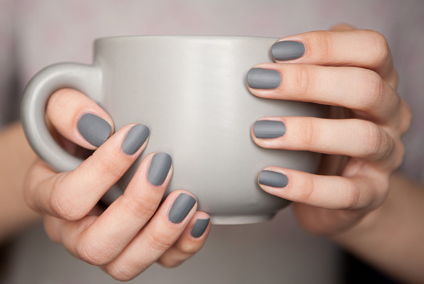 Avon matte gray cement