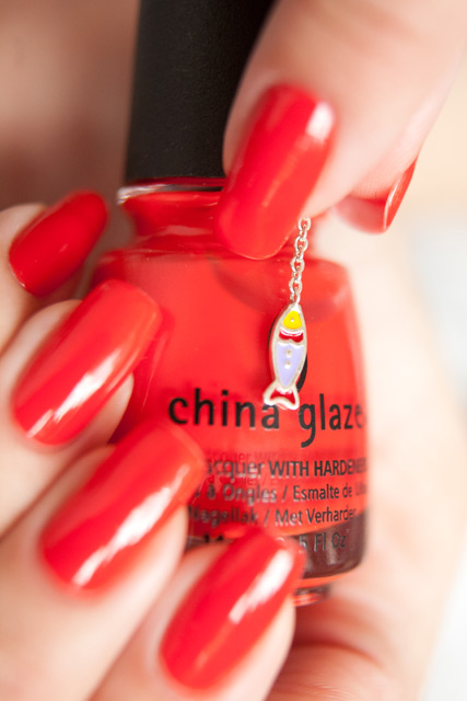 China Glaze Pure Torture