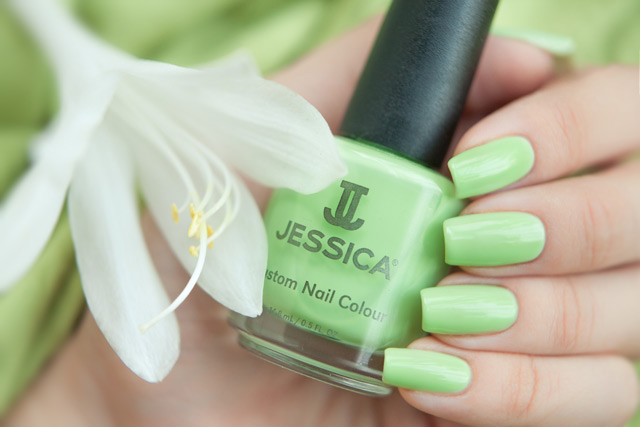 Jessica Viva La Lime Lights