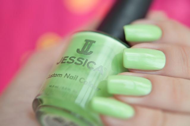 Jessica Viva La Lime Lights