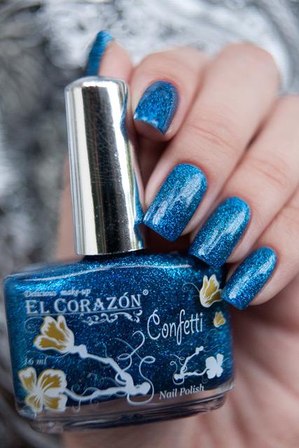 El Corazon Confetti 509a