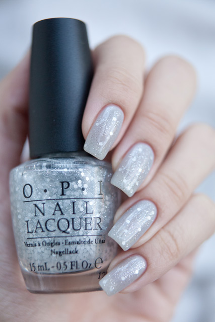 OPI My Pointe Exactly Pirouette My Whistle