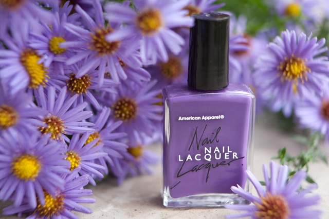 American Apparel African Violet