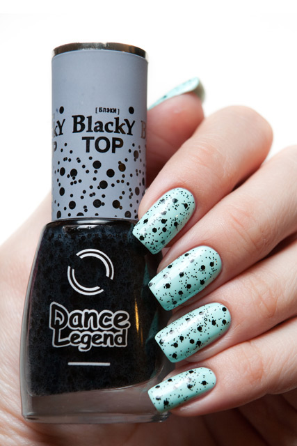 Dance Legend Blacky Top
