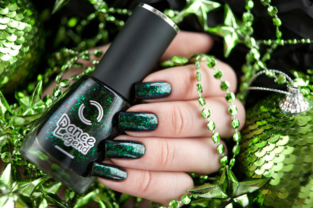 Dance Legend 923 Green Mamba