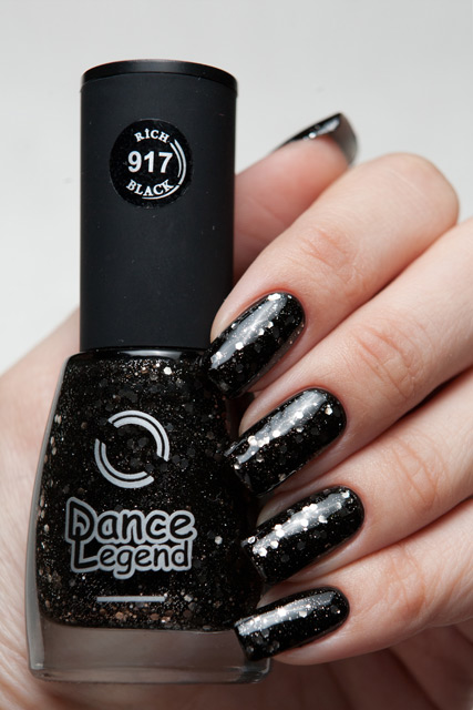 Dance Legend Rich Black collection 917 Silverland
