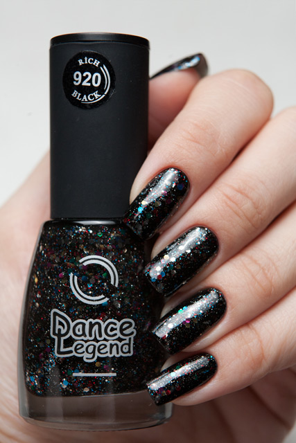 Dance Legend Rich Black collection 920 The Broadway