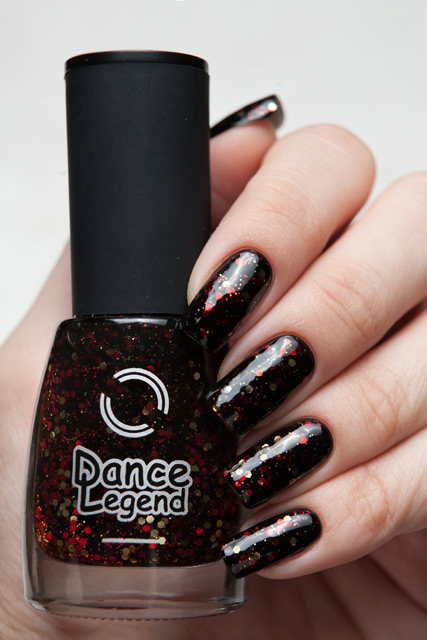 Dance Legend Rich Black collection 921 Vesuvio