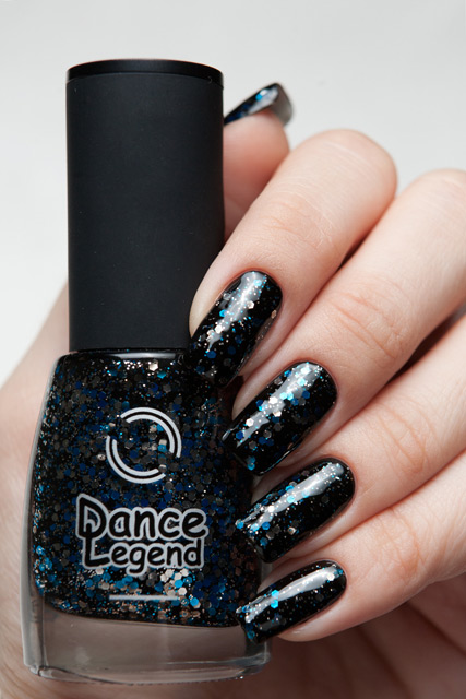 Dance Legend Rich Black collection 922 Polar Night