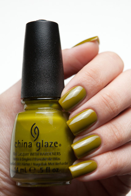 China Glaze Budding Romance 1151