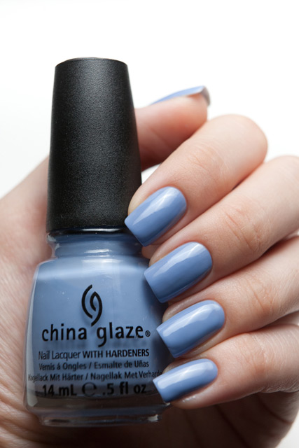 China Glaze Fade Into Hue 1147