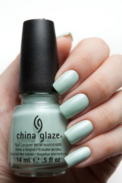 China Glaze Keep Calm Paint On 1146