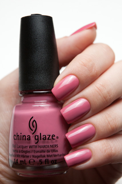 China Glaze Life Is Rosy 1150
