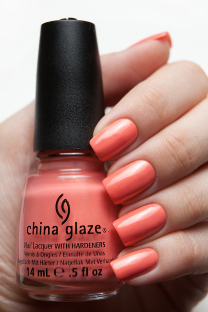 China Glaze Mimosa's Before Mani's 1156