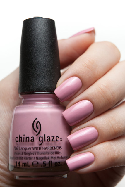 China Glaze Pink-ie Promise 1149