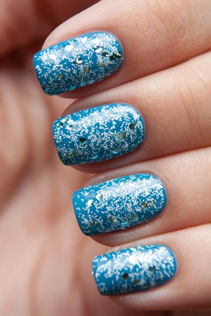 El Corazon Kaleidoscope Кружева и пайетки № 01 ANNY Ocean Blue