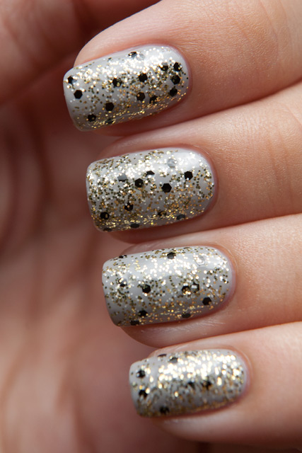 El Corazon Kaleidoscope Кружева и пайетки № 10 ANNY Grey Elegance