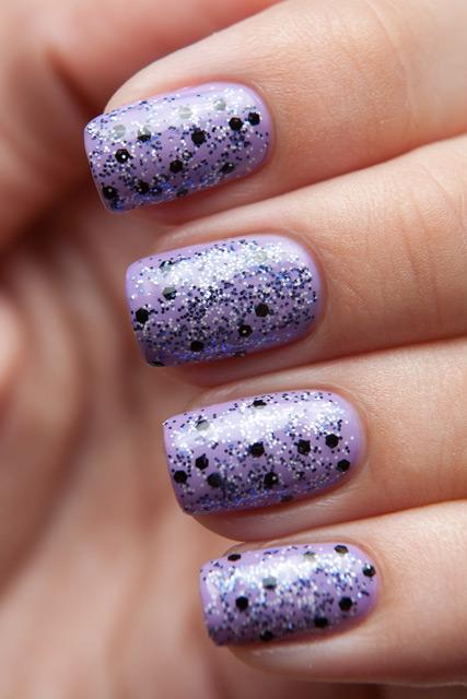 El Corazon Kaleidoscope Кружева и пайетки № 11 OPI Do You Lilac It