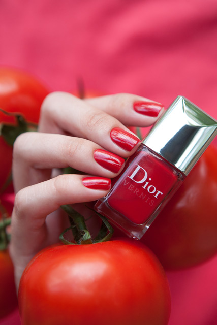 Dior 999 Rouge Altesse Red Royalty