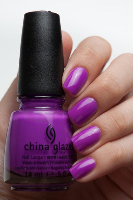 China Glaze Are You Jelly