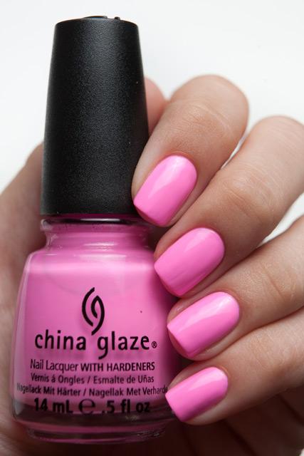 China Glaze Bottoms Up
