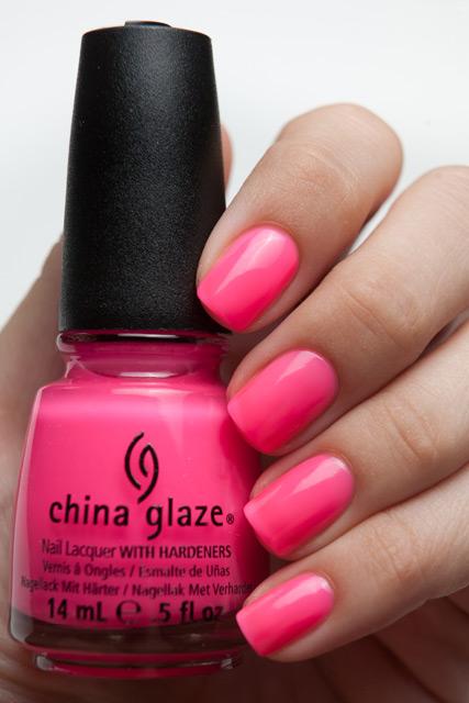 China Glaze Heat Index
