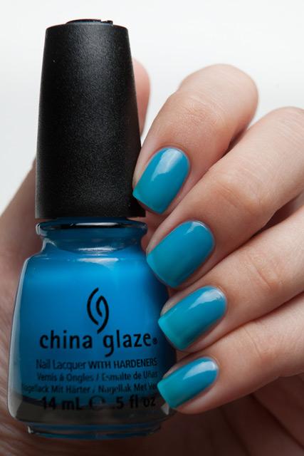 China Glaze Isle See You Later