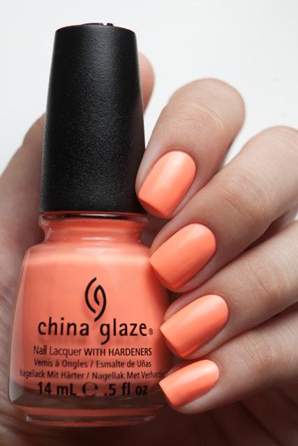 China Glaze Son Of A Peach