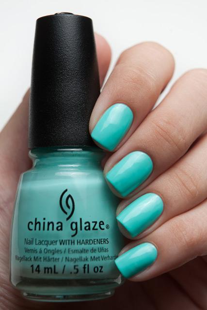 China Glaze Too Yacht To Handle