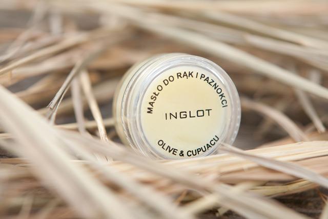 Inglot - Masło do rąk i paznokci
