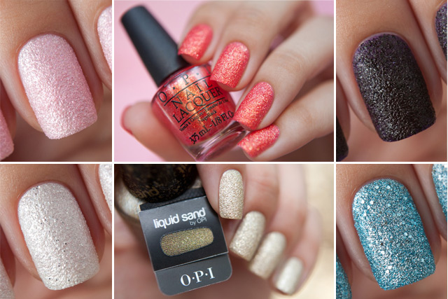 OPI the Bond Girls collection cover