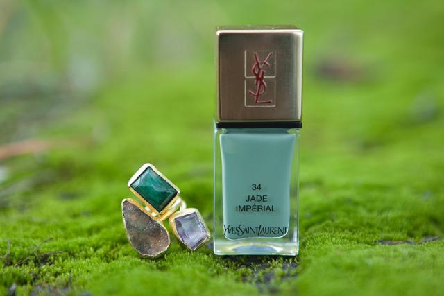 YSL Jade Imperial