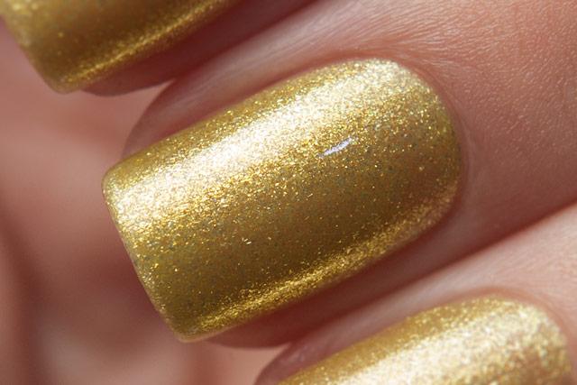 El Corazon 423/574 Magic Golden Fleece