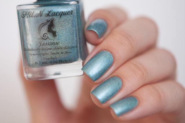 F.U.N. Lacquer Jasmine