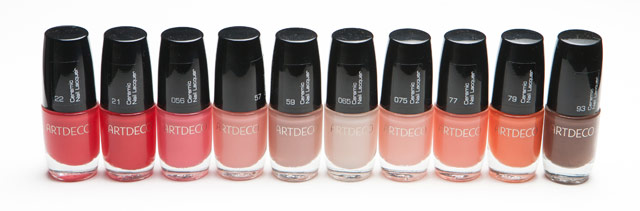 ARTDECO Beauty Times collection