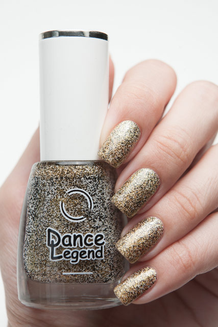 Dance Legend Caviar Polish collection 1009 Dorado