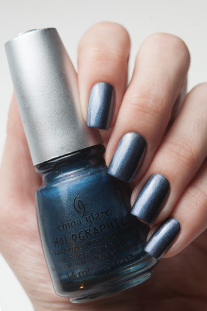 China Glaze 1208 Strap On Your Moonboots