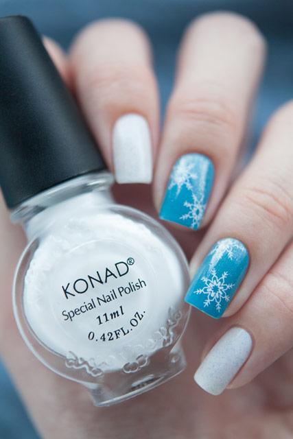 Contrary Polish Frozen Sky Konad