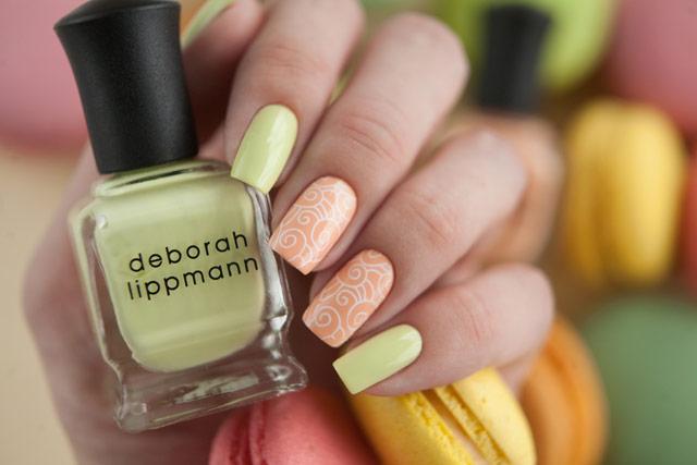 Deborah Lippman Spring Buds Tip Toe Through The Tulips