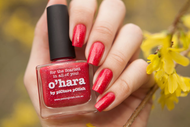 Picture Polish O'Hara