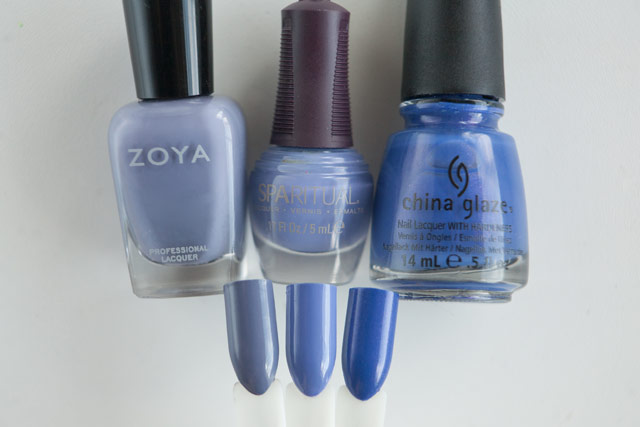 Zoya Caitlin SpaRitual Chill China Glaze Fancy Pants