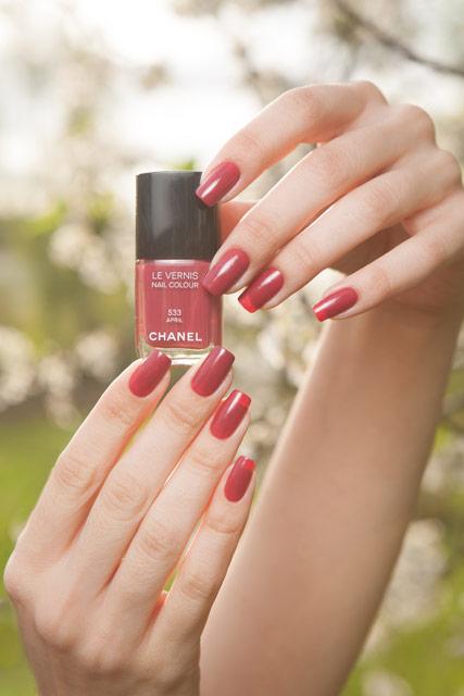 Chanel April