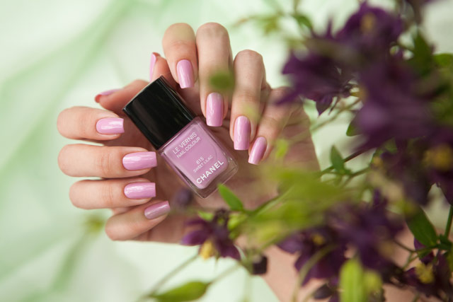Chanel Sweet Lilac