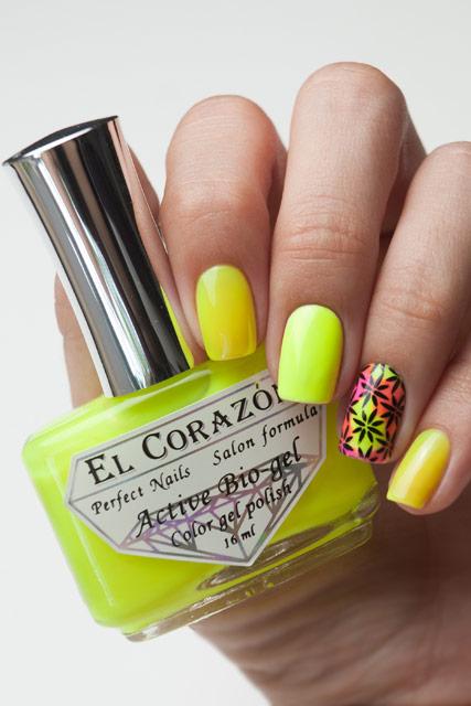 El Corazon Jelly Neon 423/253