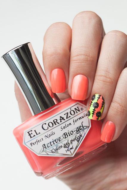 El Corazon Jelly Neon 423/254