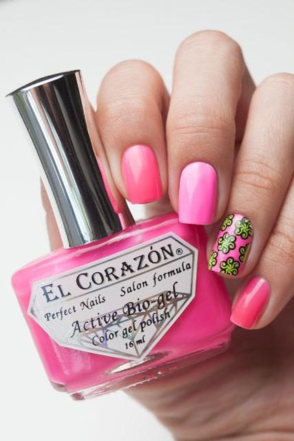 El Corazon Jelly Neon 423/255