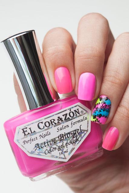 El Corazon Jelly Neon 423/256