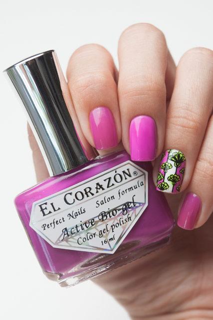El Corazon Jelly Neon 423/257