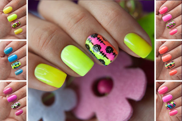El Corazon Jelly Neon collection