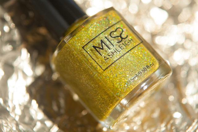 Miss Ashleigh Gold Digger